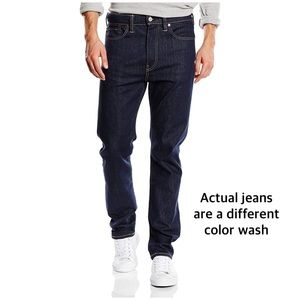 Levi's [32x30] 522 Slim Tapered Medium Wash Jeans